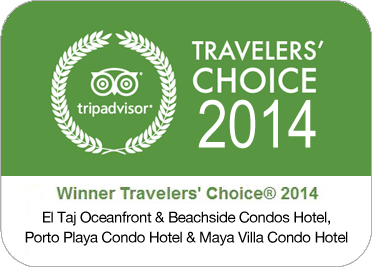 Trip Adviros 2014 Travelers Choice Award Graphic