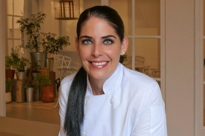 "Chef Zhie Tellez, six seasons on television's ""El Gourmet,"" as well as her popular restaurant, Jose Guadalupe Platos de Cuchara."